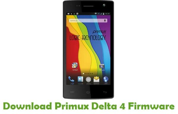 Primux Delta 4 Stock ROM