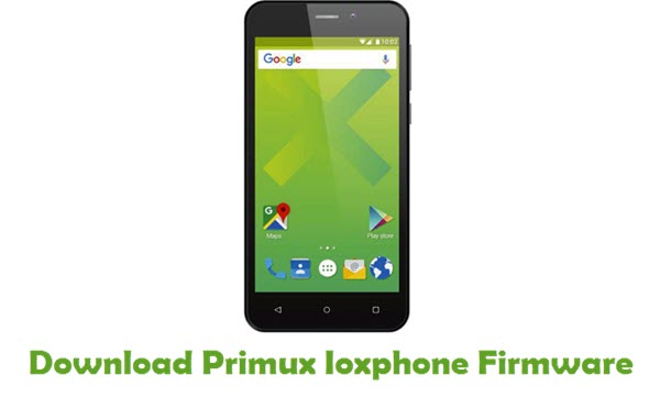 Download Primux Ioxphone Firmware