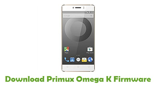 Primux Omega K Stock ROM