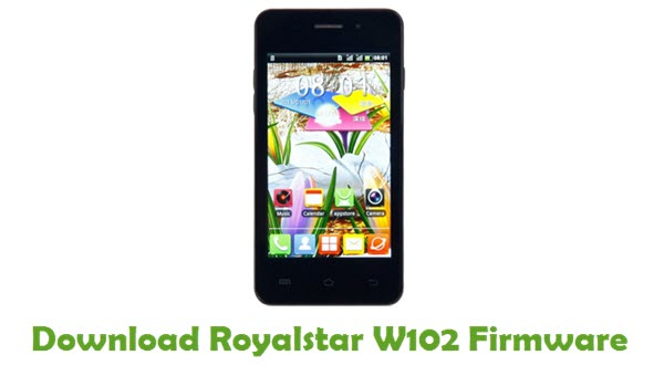 Download Royalstar W102 Firmware