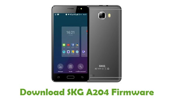 Download SKG A204 Stock ROM
