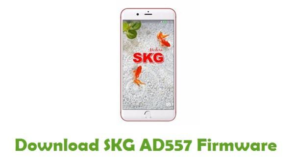 Download SKG AD557 Stock ROM