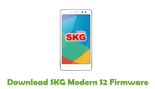 Download SKG Modern S2 Stock ROM