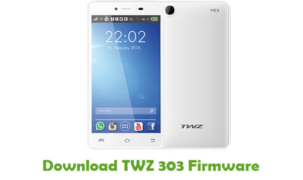 Download TWZ 303 Firmware