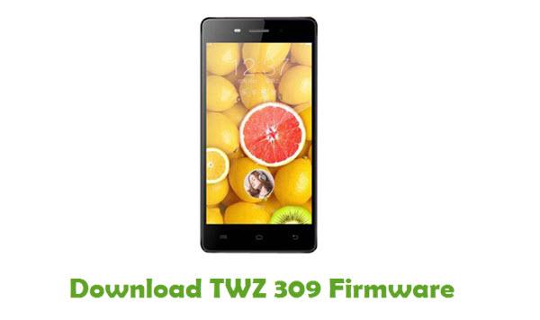 Download TWZ 309 Stock ROM