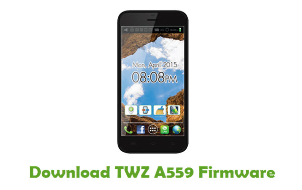 Download TWZ A559 Stock ROM