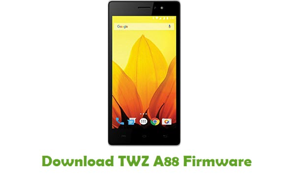 TWZ A88 Stock ROM