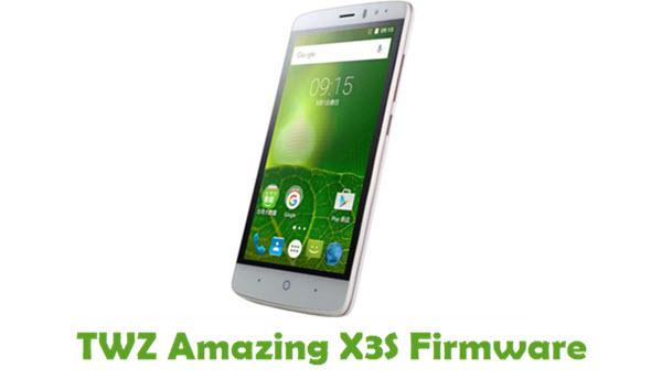 TWZ Amazing X3S Stock ROM