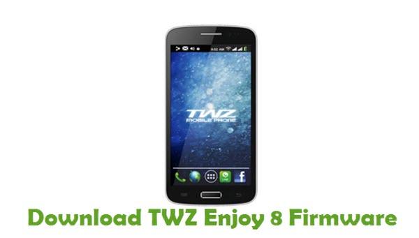 Download TWZ Enjoy 8 Stock ROM