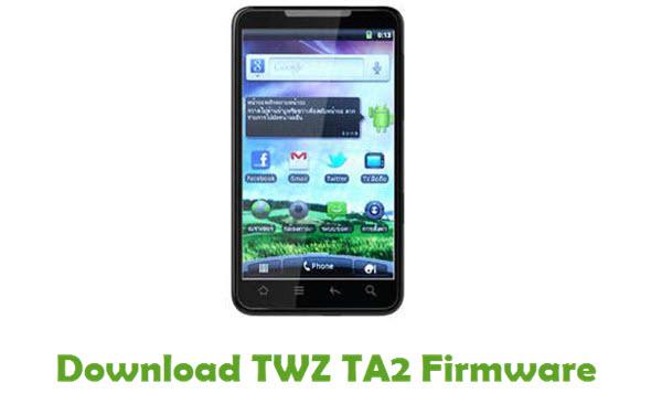 TWZ TA2 Stock ROM