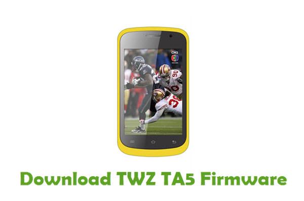 Download TWZ TA5 Firmware