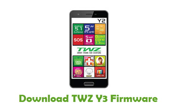 Download TWZ Y3 Firmware