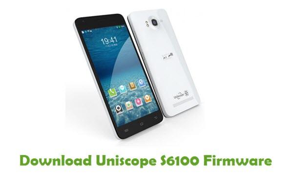 Download Uniscope S6100 USB Driver