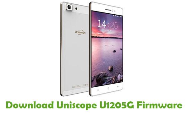 Download Uniscope U1205G USB Driver