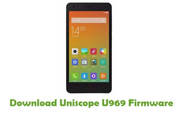 Download Uniscope U969 USB Driver