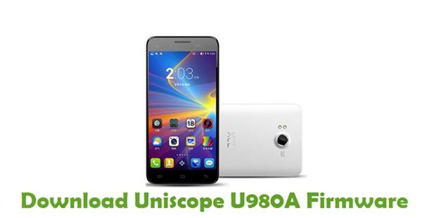 Download Uniscope U980A USB Driver