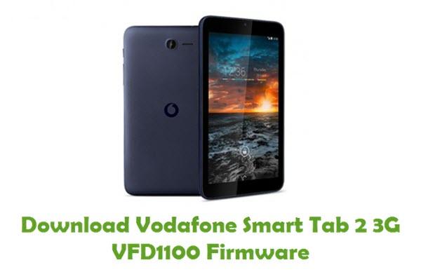 Vodafone Smart Tab 2 3G VFD1100 Stock ROM