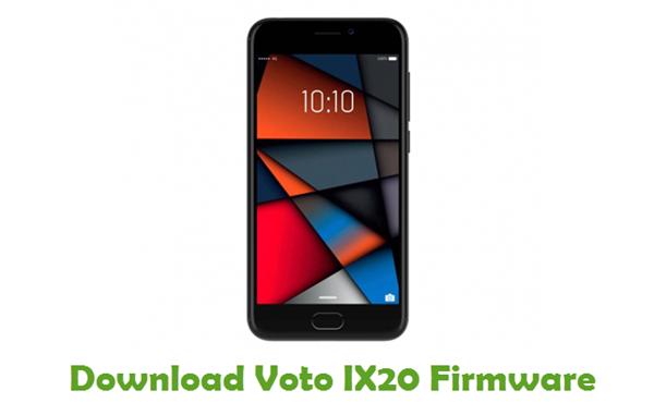 Voto IX20 Stock ROM