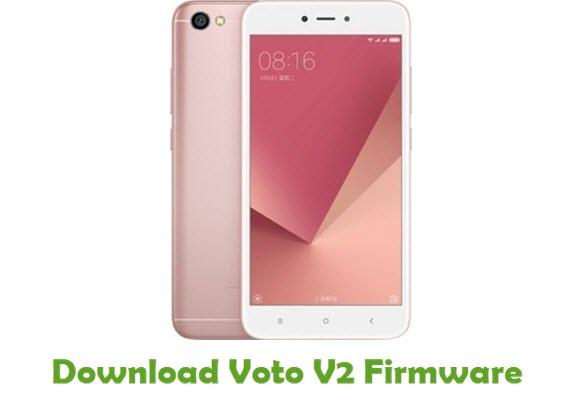 Voto V2 Stock ROM