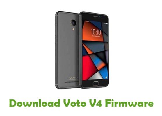 Voto V4 Stock ROM