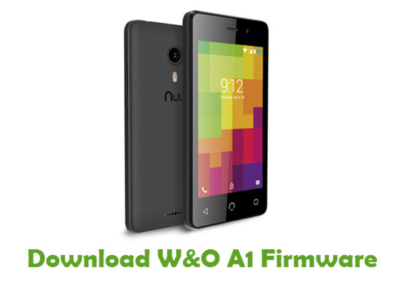 Download W&O A1 Firmware