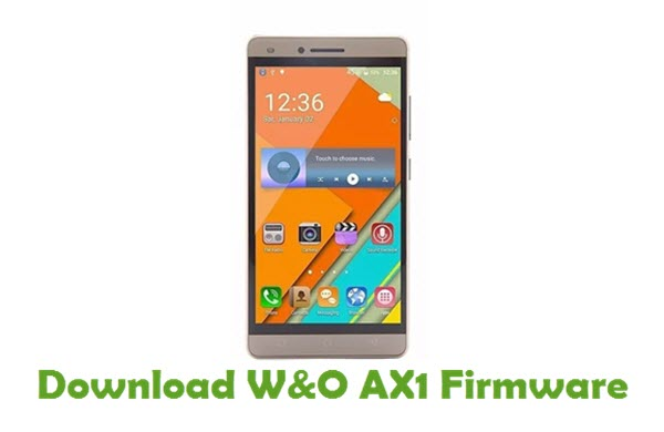 Download W&O AX1 Firmware