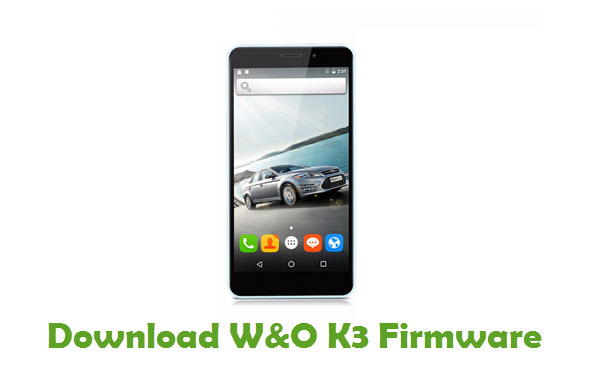 Download W&O K3 Firmware