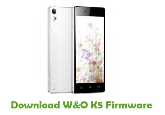 Download W&O K5 Firmware