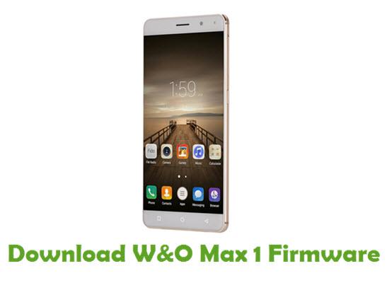 Download W&O Max 1 Firmware