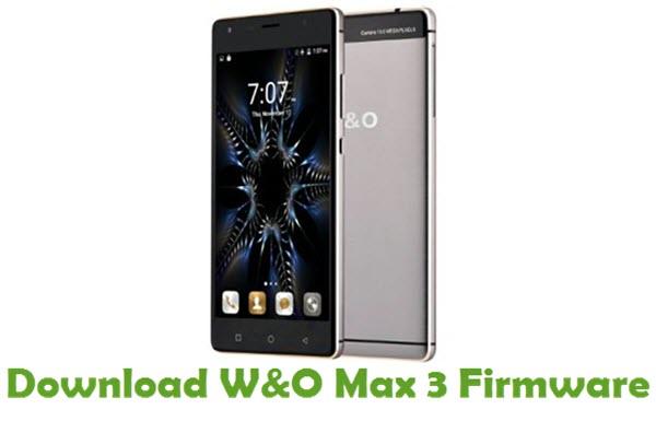 Download W&O Max 3 Firmware