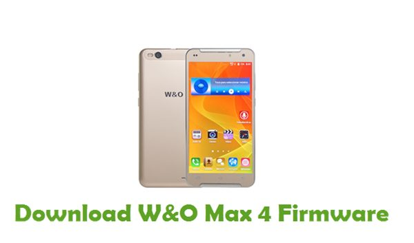 Download W&O Max 4 Firmware