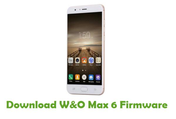 Download W&O Max 6 Firmware
