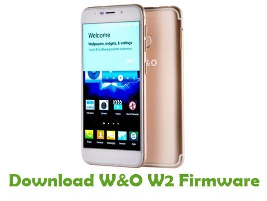 Download W&O W2 Firmware