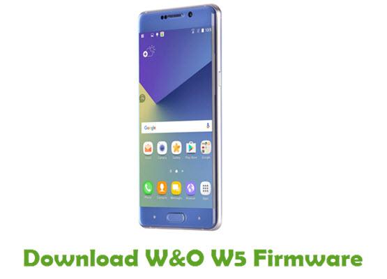 Download W&O W5 Firmware