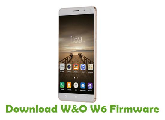 Download W&O W6 Firmware