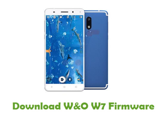 Download W&O W7 Firmware