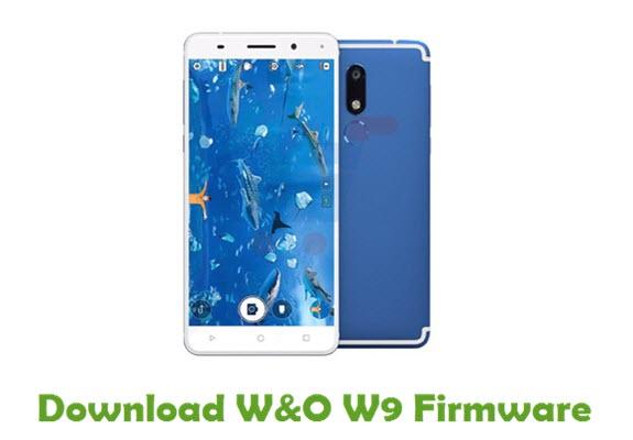 Download W&O W9 Firmware