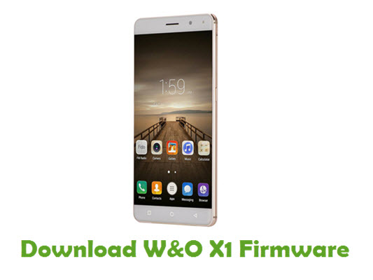Download W&O X1 Firmware