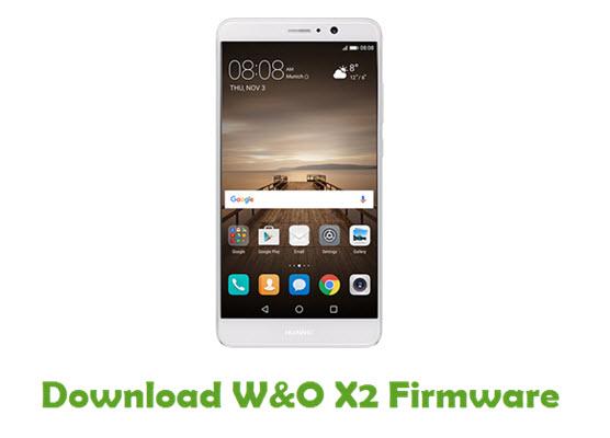 W&O X2 Stock ROM
