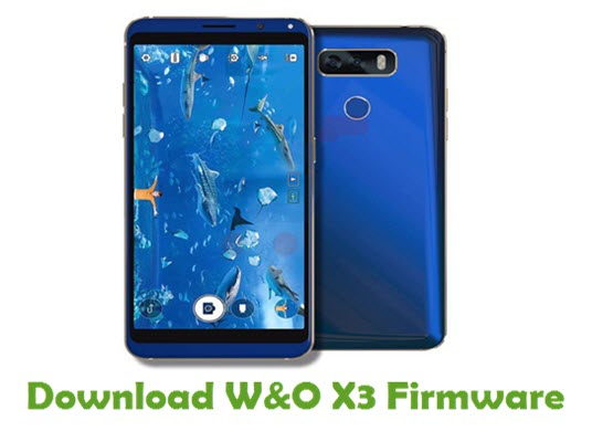 Download W&O X3 Firmware