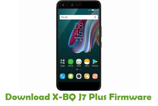 Download X-BQ J7 Plus Stock ROM