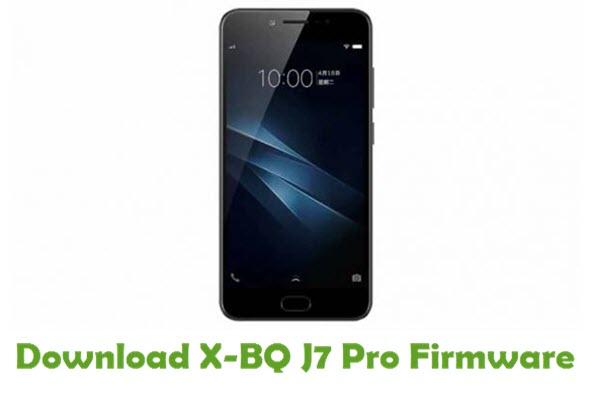 Download X-BQ J7 Pro Firmware