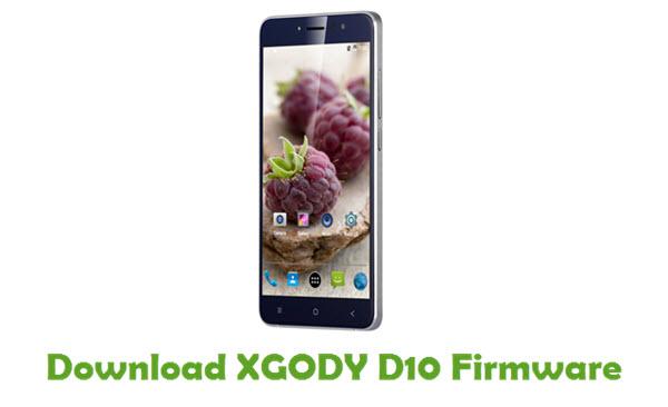 Download XGODY D10 Stock ROM