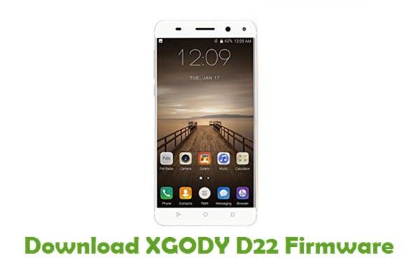 Download XGODY D22 Stock ROM