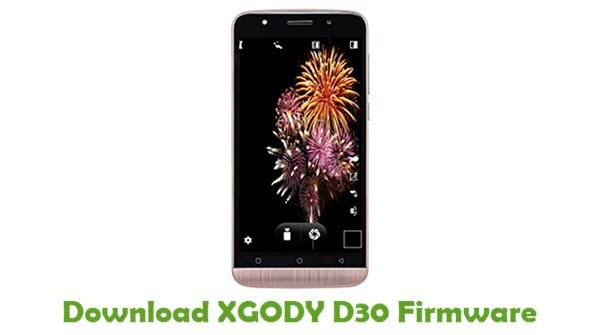Download XGODY D30 Stock ROM