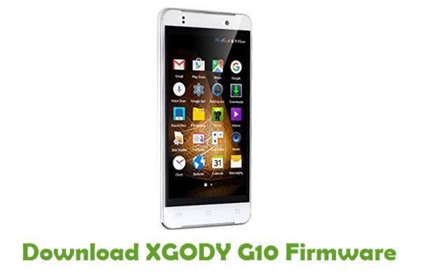 Download XGODY G10 Stock ROM