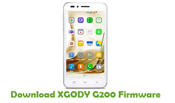 XGODY G200 Stock ROM