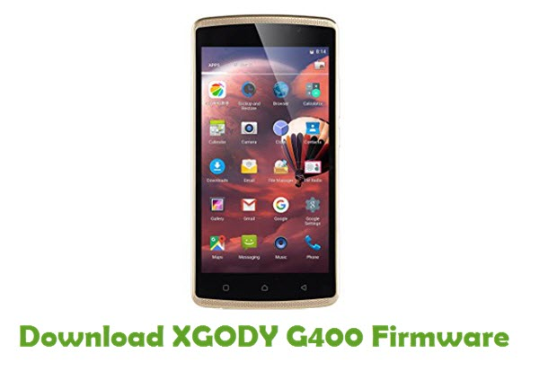 Download XGODY G400 Stock ROM