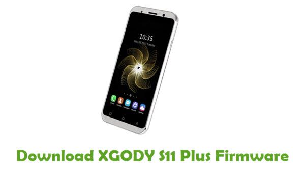 Download XGODY S11 Plus Stock ROM