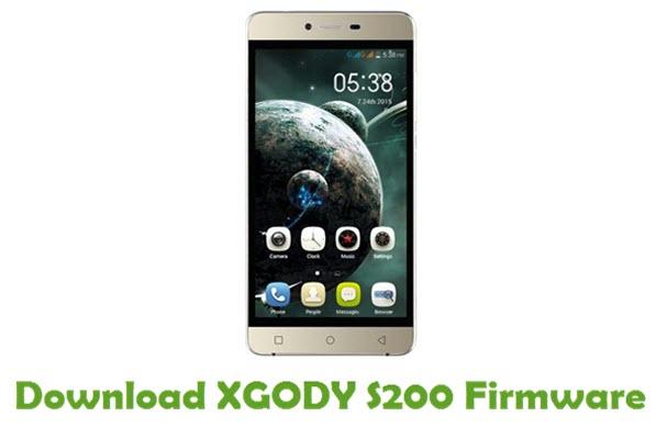 XGODY S200 Stock ROM